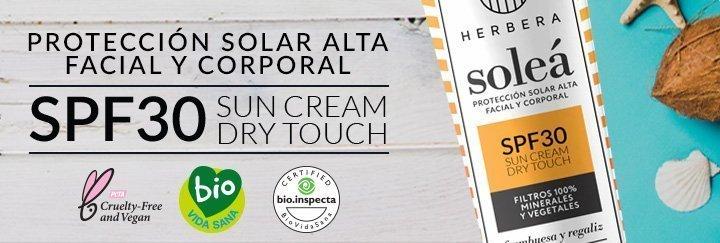 Lanzamiento Sleá - protector solar ecológico