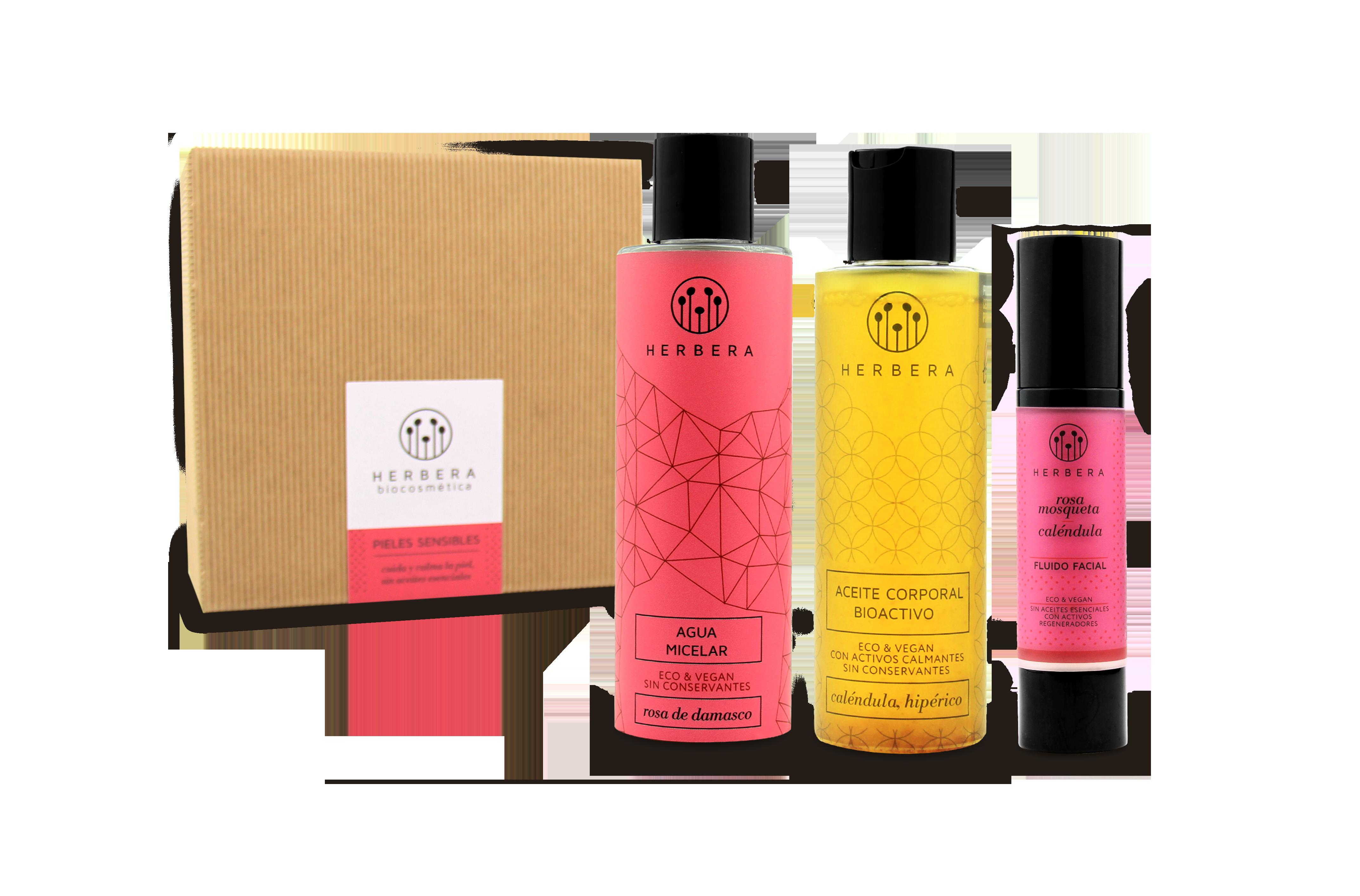 piel sensible atopica tratamiento cosmética natural