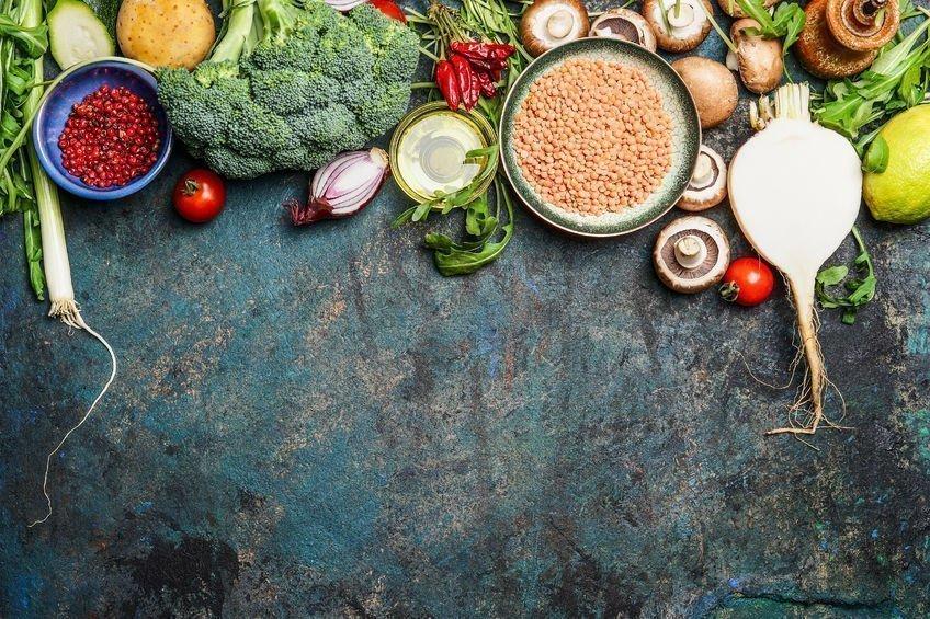 Alimentos para una piel sana vegan