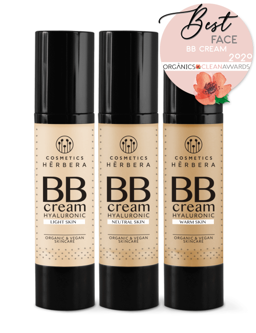 BB cream Orgánica Vegana de Cosmetics Herbera