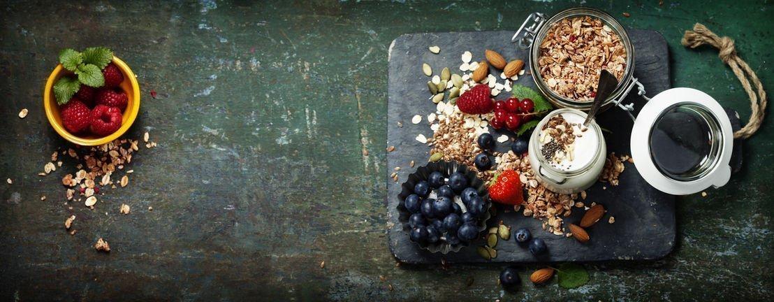 alimetación saludable vegan organic