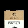 KONJAC SPONGE-LIMPIEZA-FACIAL-HERBERA