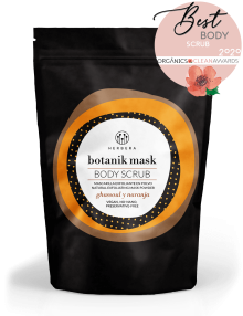 Botanik Mask Body Scrub