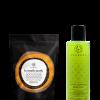 Body Scrub y aceite corporalreafirmante