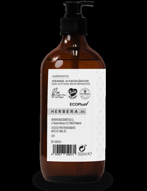Aceite Refirmante Ecoloógico Certificado 500 ml
