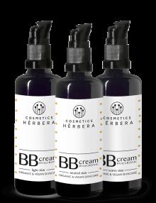 BB cream Hyaluronic Cosmetics Herbera