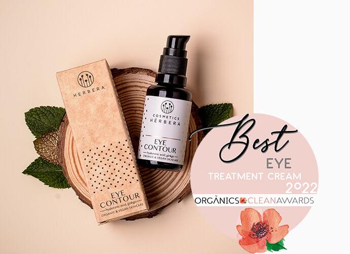 Premio para mejor Contorno de Ojos